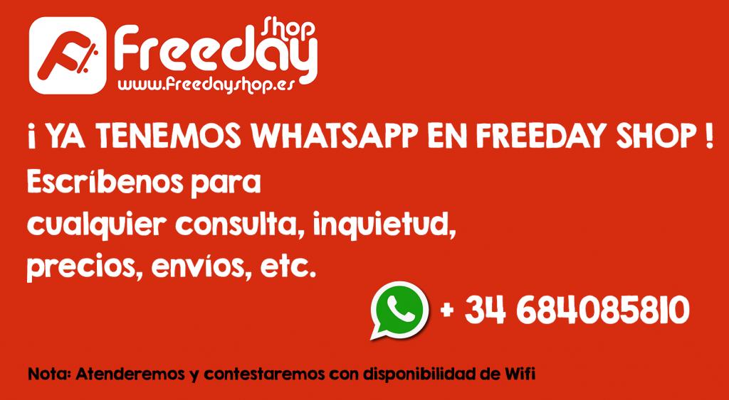 freedaywatshap