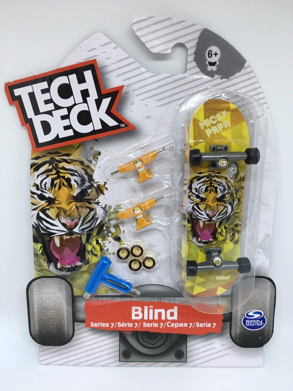 Tech Deck Series 7 Blind Micky Papa Freedayshop