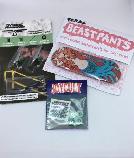 Complete 4 Beast Pants Dynamic JoyCult