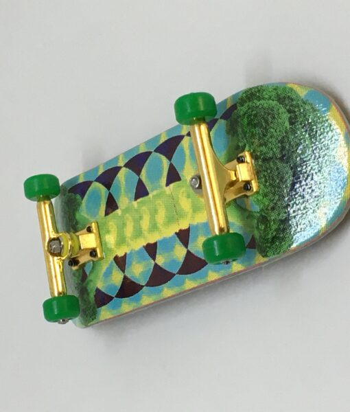 Dk Real Wear Graphics Complete Pro 3.0 Broccoli 33,5mm x 96mm