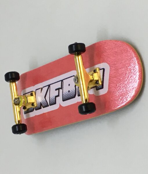 Dk Real Wear Graphics Complete Pro 3.0 Fb 74 Red 33,5mm x 96mm
