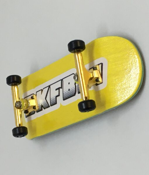 Dk Real Wear Graphics Complete Pro 3.0 Fb 74 Yellow 33,5mm x 96mm