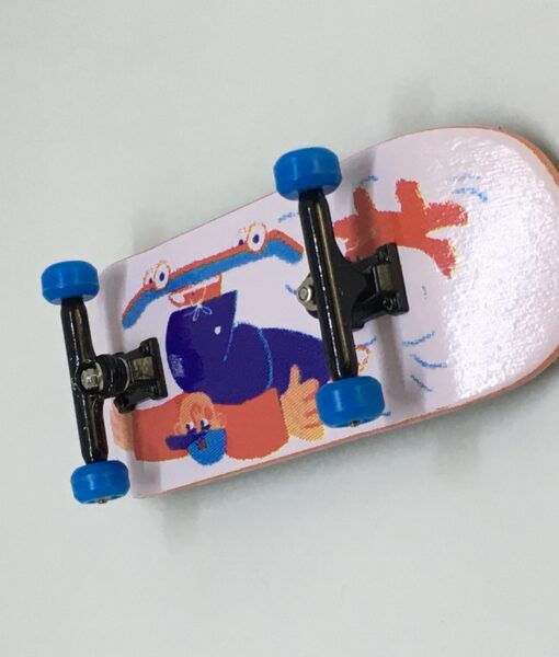 Dk Real Wear Graphics Complete Pro 3.0 Skating Dog 33,5mm x 96mm